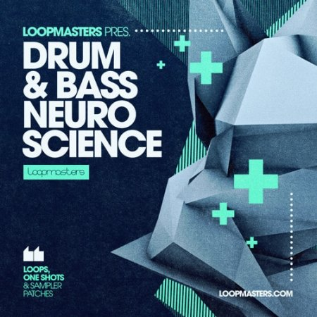 Drum and Bass Neuro Science - заряженные drum and bass сэмплы