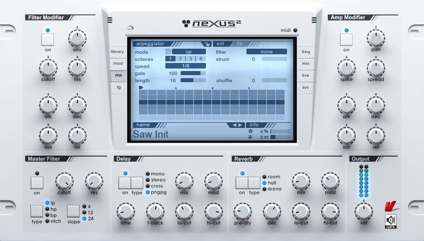 Refx nexus 2 full mac download | vst package + skins + content.