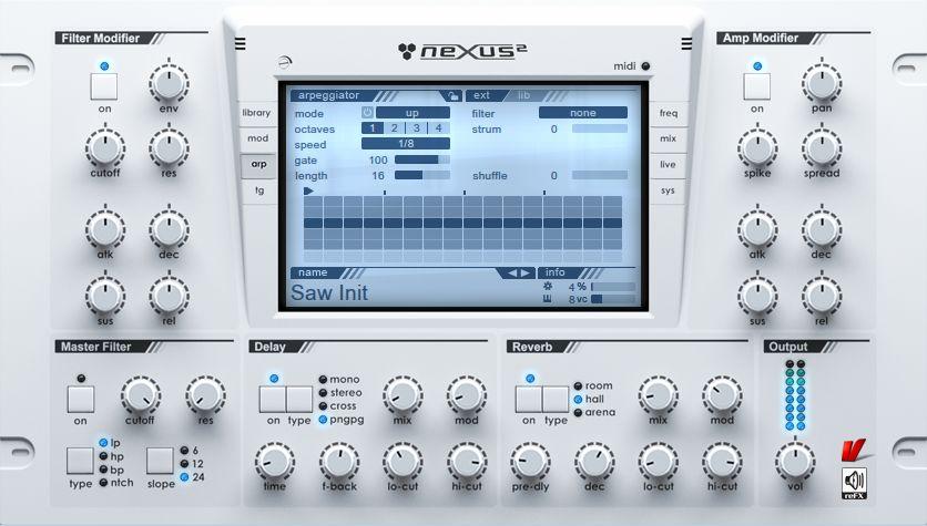 Скачать плагин nexus 2 для fl studio 12 (торрент) синтезатор.