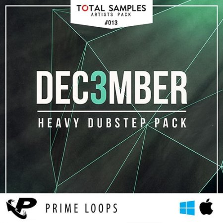 Dec3mber Heavy Dubstep - жесткие dubstep сэмплы