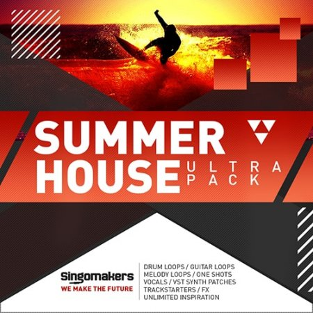 Summer House Ultra Pack - превосходные house сэмплы