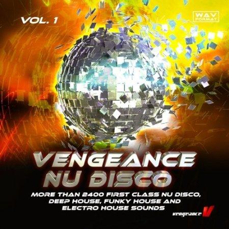 Nu Disco Vol 0 - disco равным образом house сэмплы с Vengeance