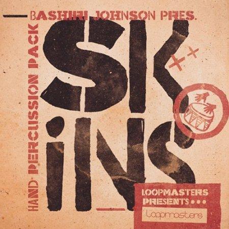 Bashiri Johnson Skins - сэмплы перкуссии