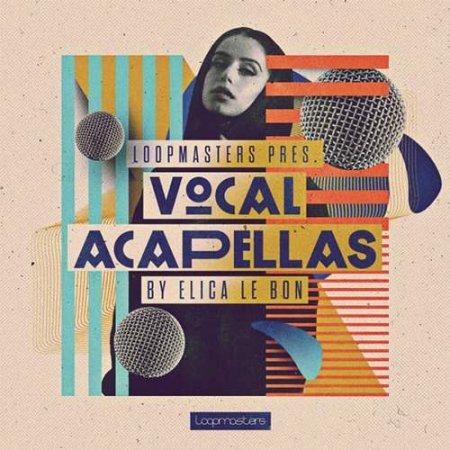 Elica Le Bon Vocal Acapellas - сэмплы женского вокала