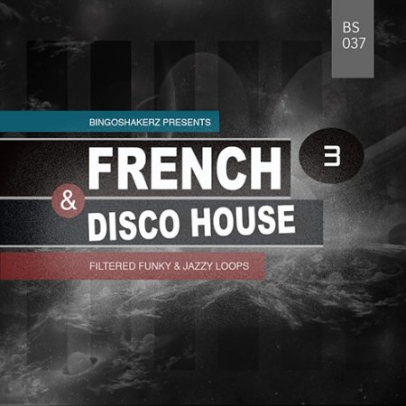 French & Disco House 3 - сэмплы для Disco и House