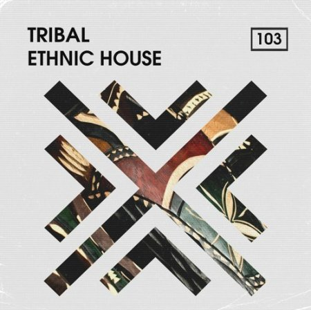 Tribal Ethnic House - сэмплы для Afro и Deep House